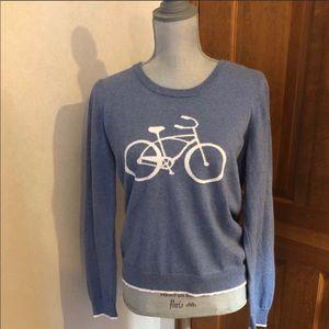 GAP bicycle sweater (M)